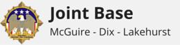 Joint Base McGuire Dix Lakehurst